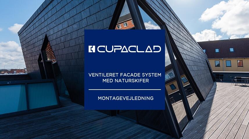 ventilered facade-system montagevejledning