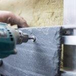 Aluminiumskonstruktionen af CUPACLAD® ventileret facade