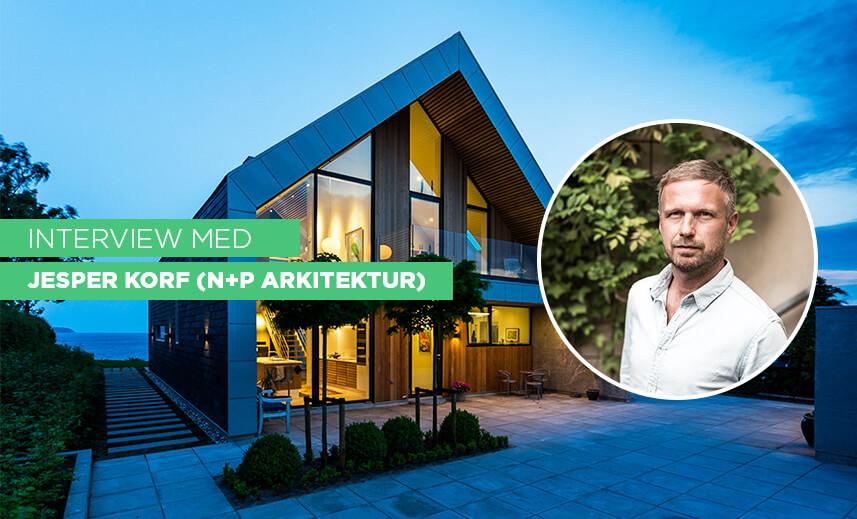 Jesper Korf NP Arkitektur