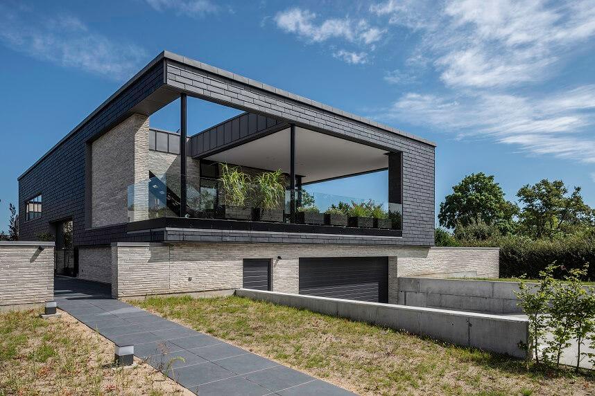 ventilerede facadesystem