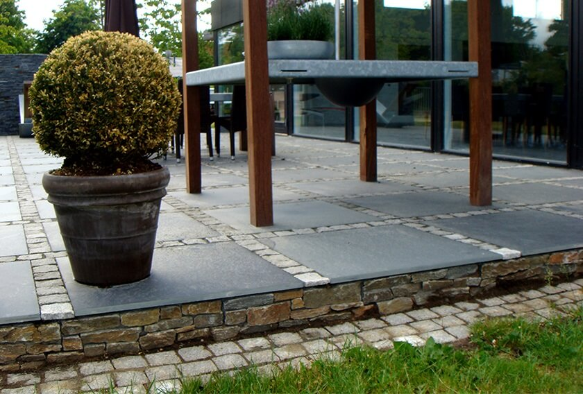 stenpaneler stonepanel norway rustic